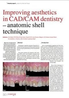 improving aesthetics in CAD/CAM dentistry