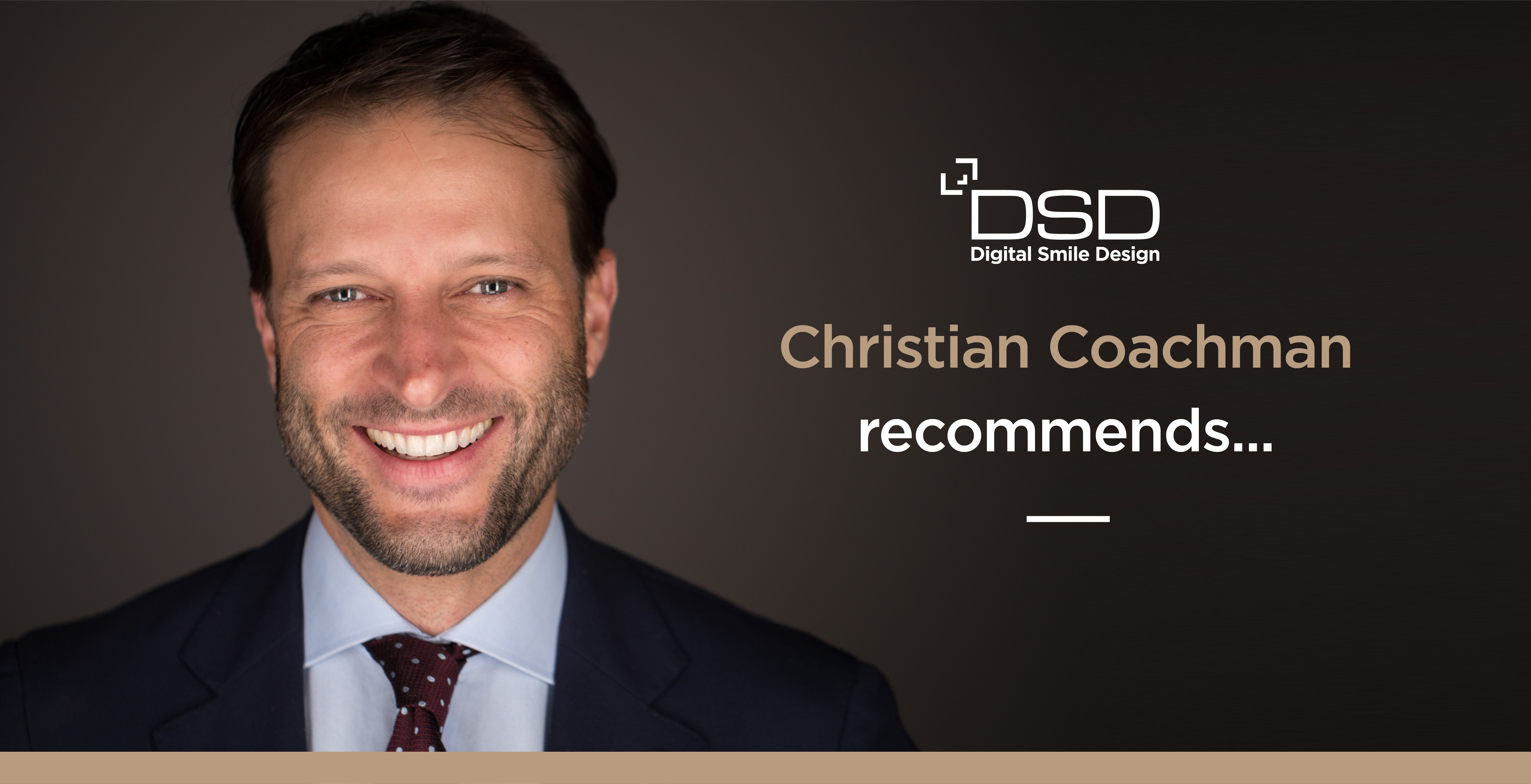 Christian Coachman 19 must-attend dental events for 2020 and 2021